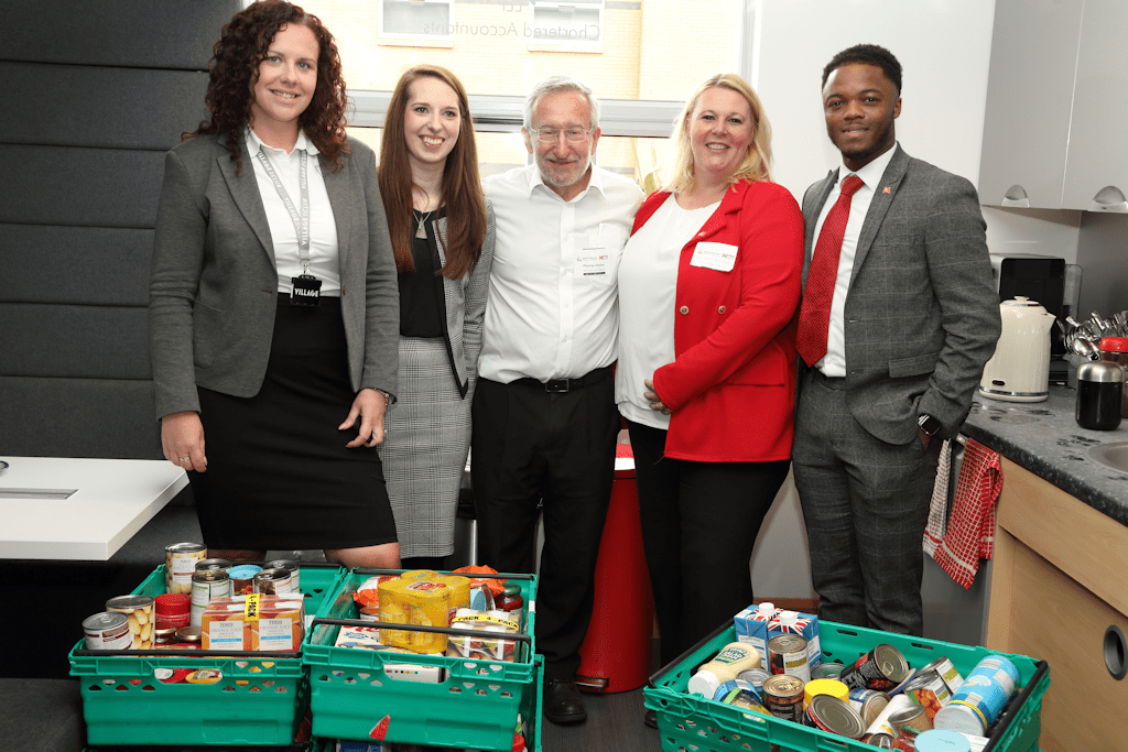 Watford Chamber of Commerce - Foodbank Friday 1