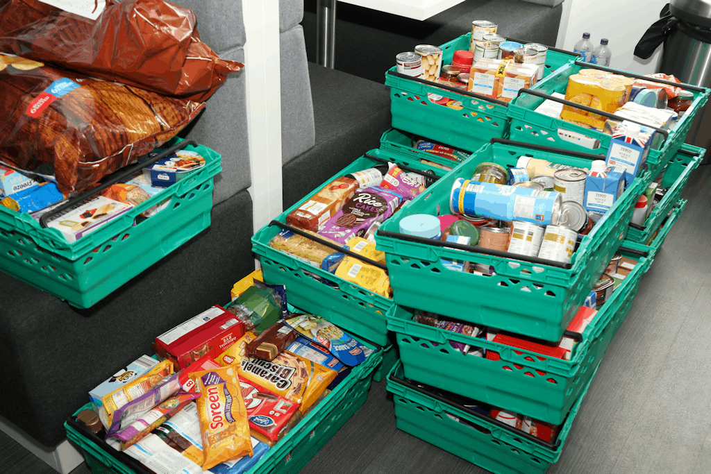 Watford Chamber of Commerce - Foodbank Friday 2
